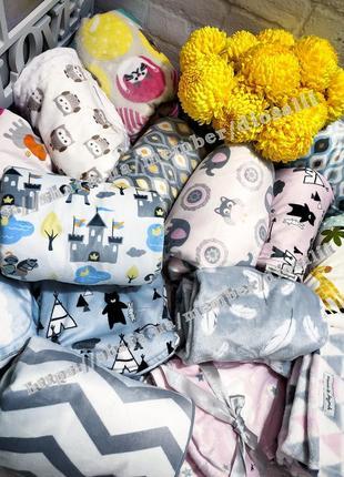 Канадский брендовый плед blankets and beyond пледик одеяло