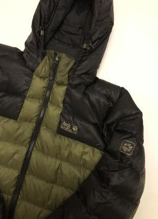 Куртка, пуховик jack wolfskin