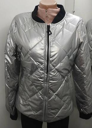 Женские демисезонные куртки размеры л,хл