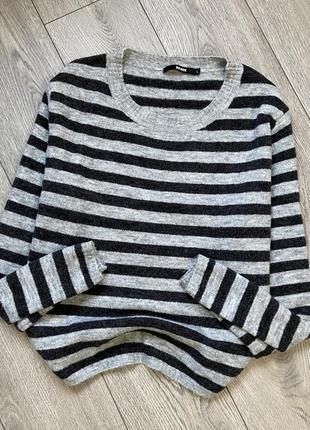 Мягкая тёплая качественная кофта свитер акрил