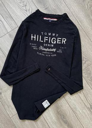 Хлопковая кофта толстовка свитер tommy оригинал