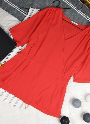 Блуза кофточка с имитацией запаха george