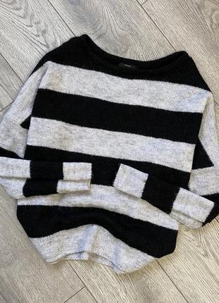 Мягкая тёплая кофта свитер