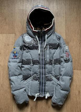 Пуховая горнолыжная курточка bogner alaska