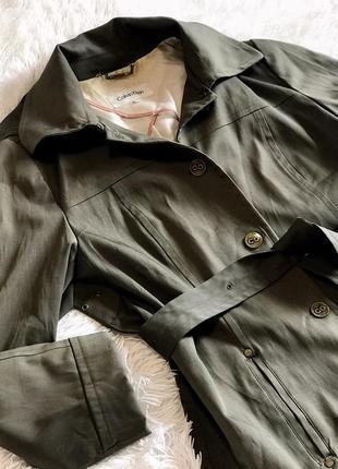 Стильная курточка calvin klein