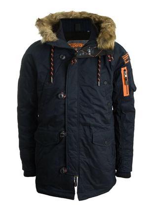 Superdry sd3 куртка парка