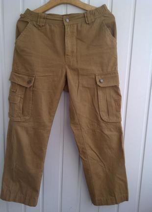 Треккинговые штаны сamel trophy adventure wear