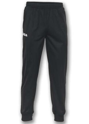 Оригинальные спортивные штаны с последних коллекций joma ® track pants jogger black