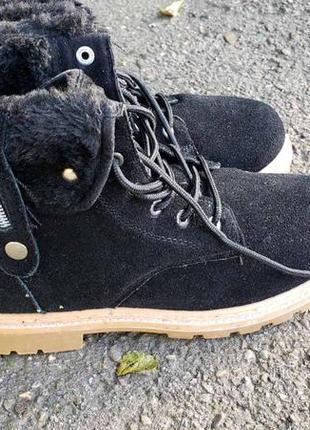Ботинки зимние topway. размер 39