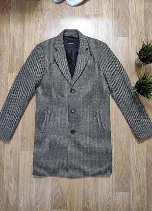 Xs s пальто мужское классика