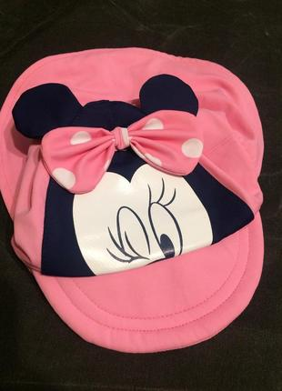Disney baby кепка купальник на 2-6 месяцев на пляж  minni maus