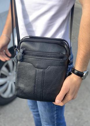 Мужская сумка на плечо tiding bag