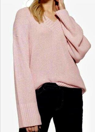 Трендовый свитер оверсайз topshop