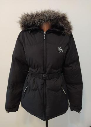 Женская куртка пуховик glacier point