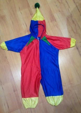 """Карнавальный костюм""""маленький клоун"""" на хэллоуин/новый год"""