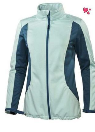 Куртка crivit softshell ,ветровка утепленная спортивная