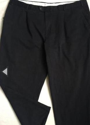 Супер брюки мужские плотные батал 5xl (62)