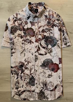 Яскрава чоловіча сорочка від river island