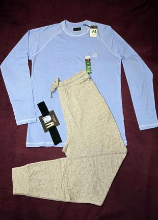 Костюм домашний пижама мужской primark испания в подарочной уп!