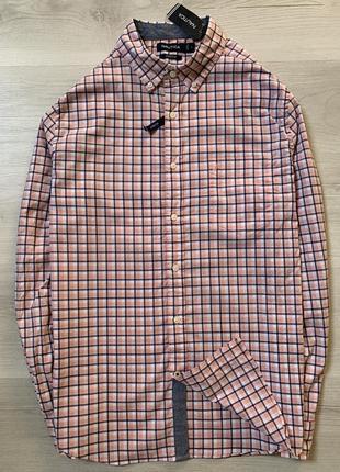 Новенька стрейчева чоловіча сорочка від nautica stretch new