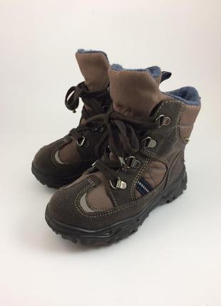 Зимние термо ботинки superfit