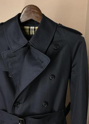 Очень крутой премиум тренч burberry's trench coat оригинал топ