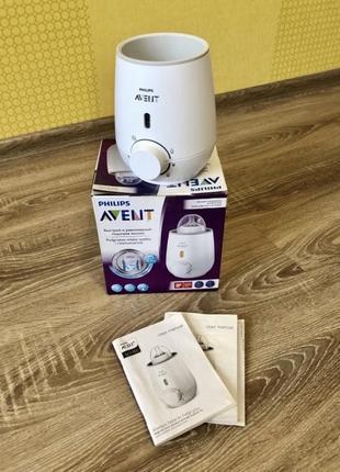 Электрический подогреватель для бутылочек