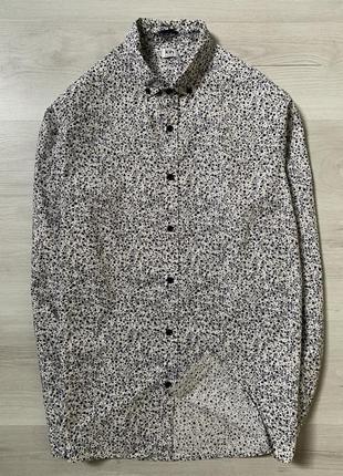 Яскрава чоловіча сорочка від john lewis