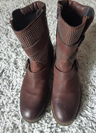 Сапоги ботинки осень