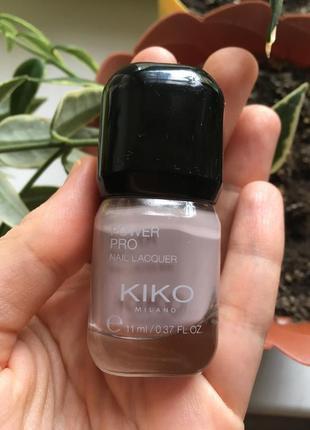 Лак для ногтей kiko