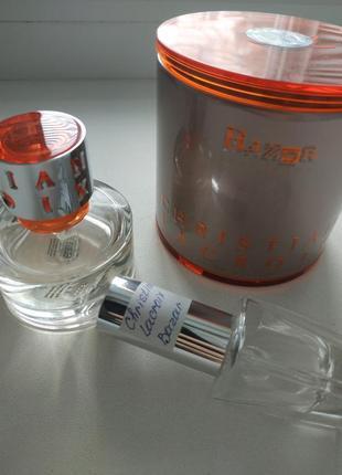 Christian lacroix bazar, 10 ml.