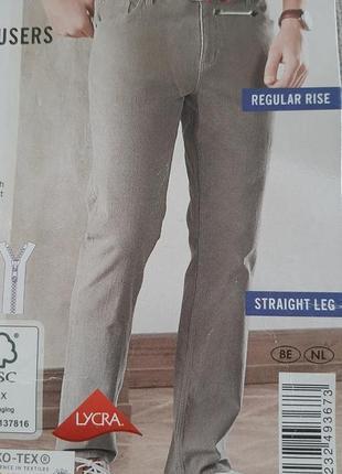 Класні вельветові брюки.  європейський розмір 56