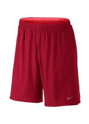 """Шорты nike men's 9"""" phenom 2 in 1 shorts"""