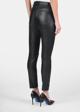 Итальянские кожаные брюки twinset