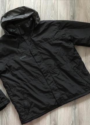 Тёплая куртка wedze размер xxl.
