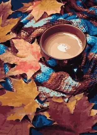 "Картина по номерах ""зігріваюче какао"""