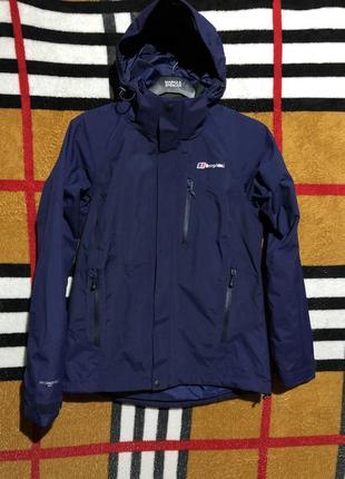 Курточка с мембраной berghaus hydroshell elite