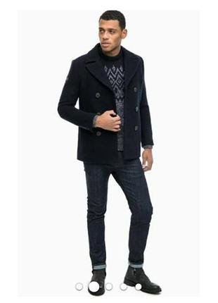 Пальто # бушлат # полушерстяное пальто