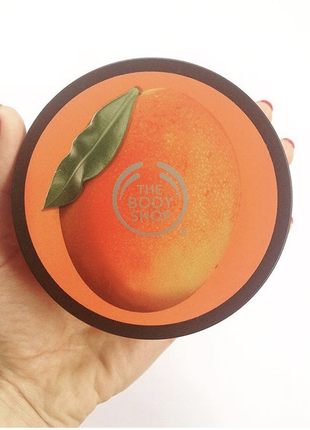 Баттер для тела the body shop(mango, манго)