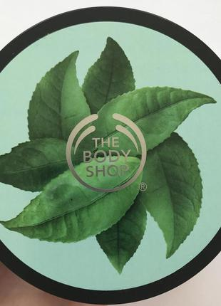 Масло для тела от the body shop(green tea)