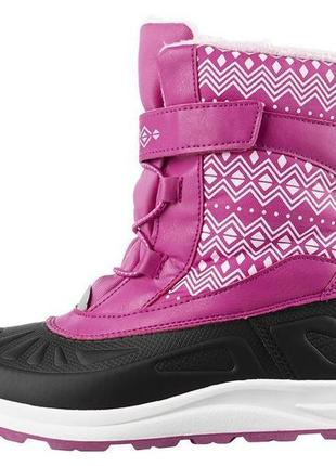 Зимние термо ботинки, сапожки pepperts германия сапоги, сноубутсы термо сапоги 33.... 37