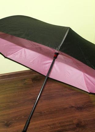 Парасоля навиворіт (зонт обратного сложения / up brella)