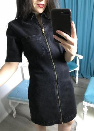 Абалденное джинсовое платье!