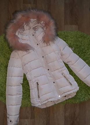Демисезонная куртка pimkie