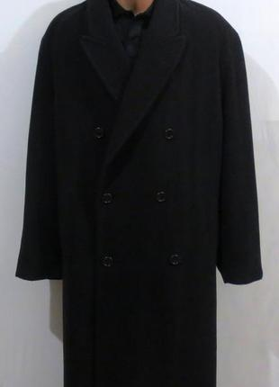 Шерстяное пальто от claude philipp clothing company качество полная распродажа магазина