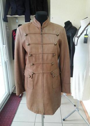 Куртка женская, натуральная кожа, немецкая tchibo tcm.