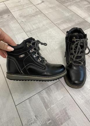 Ботинки зима clebee