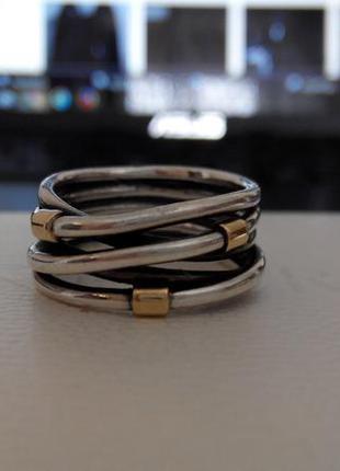 Pandora супер кольцо, размер 56 (17.8)