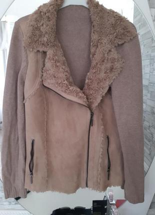 Куртка косуха кофта дубленка