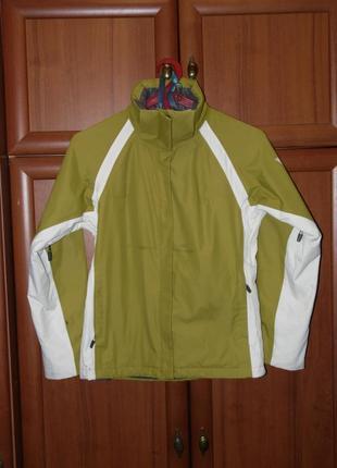 Горнолыжная женская куртка salomon, р. m. оригинал
